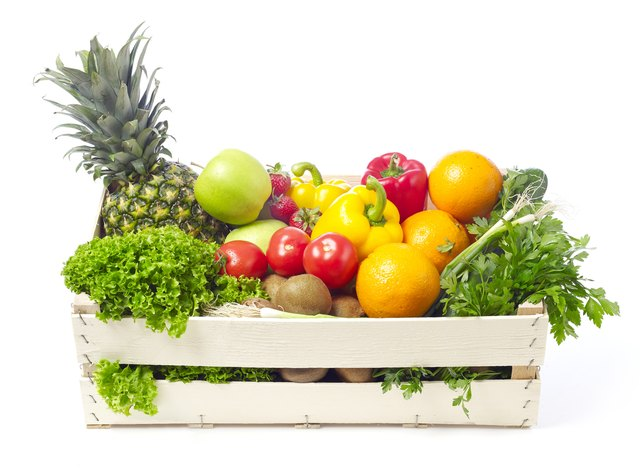 Certain fruits and veggies can cause bloating.