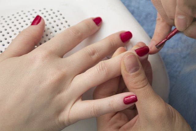 Genetics are at play when it comes to the health of your fingernails.