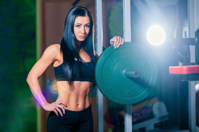 Lift weights to build calorie-burning muscle.