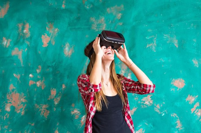 Virtual reality can be a great way to practice social interaction and alleviate social anxieties.