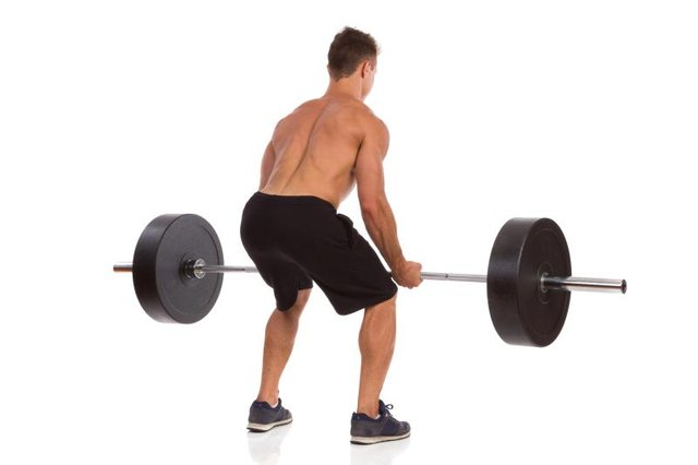 Barbell rows activate more back muscles than other back exercises.