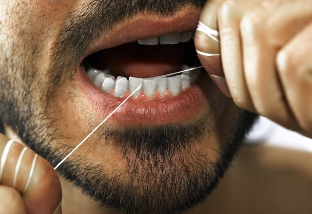 Regular flossing can add six years to your life