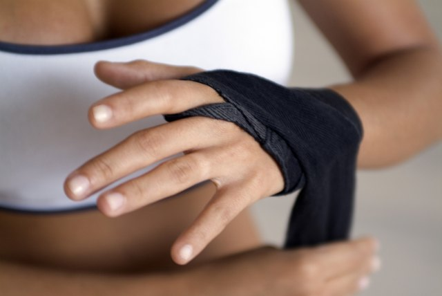 Wraps may offer the support you need.