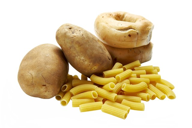 Avoid starchy carbs before fasted training.