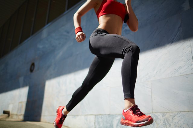 Kick your workout up a notch to burn more calories.