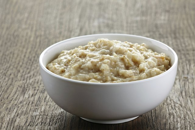 bowl of gluten-free oats