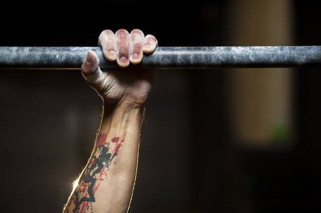 Pull-ups are a timeless exercise for building upper body strength.