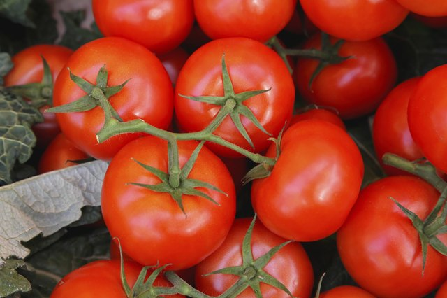tomatoes are rich in skin stimulating lycopene