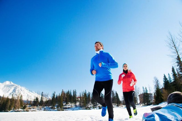 The Effects of Cold Temperatures on Running Time
