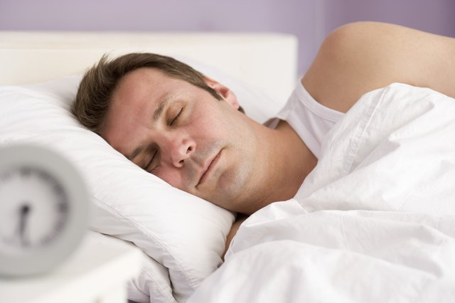 Poor-quality sleep may contribute to panic and anxiety disorders.