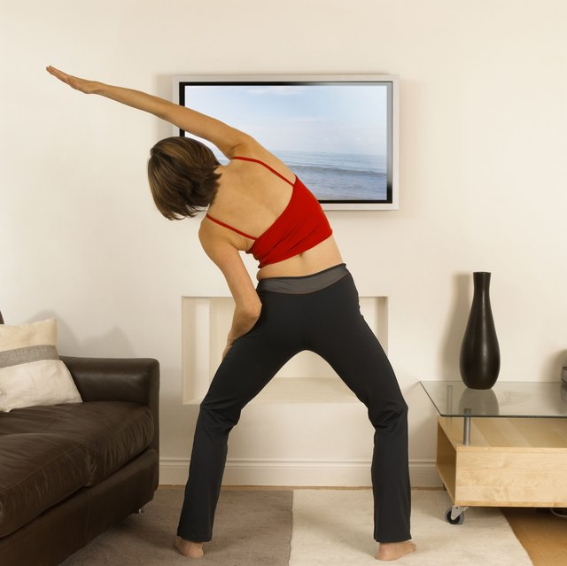 Choosing a high-impact aerobic video, rather than low-impact, burns more calories.