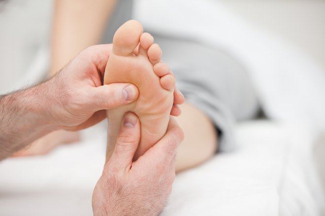 Reflexology can improve circulation.