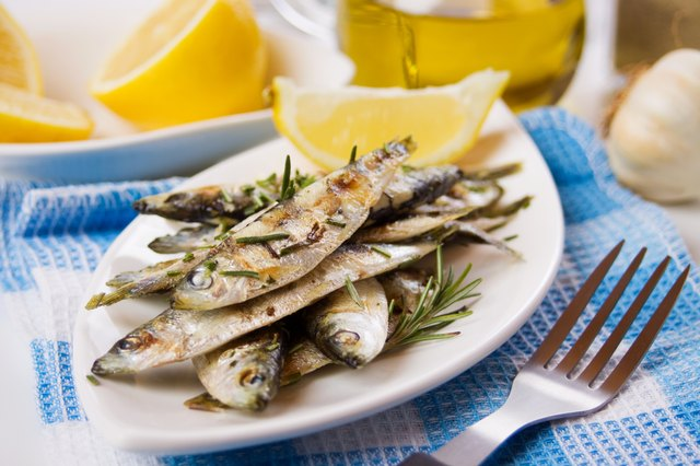 sardines are an excellent source of calcium