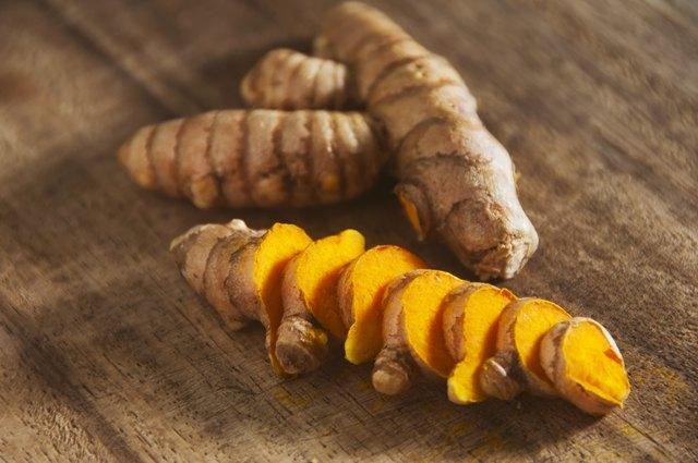 how to eat turmeric root