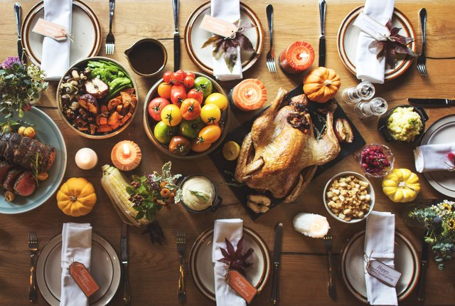 To ensure your guests are well-fed, plan for at least a pound of turkey per person.