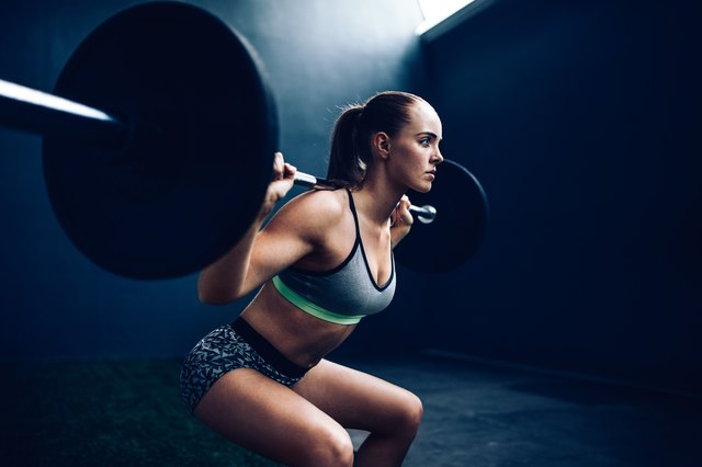 Strength sessions will likely include squats.