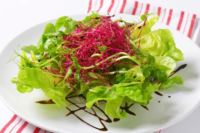Top a salad with shaved beets for an extra kick of flavor and vitamins.