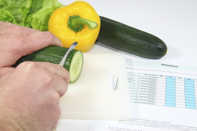 Squash should be peeled and chopped into pieces and any seeds should be removed.