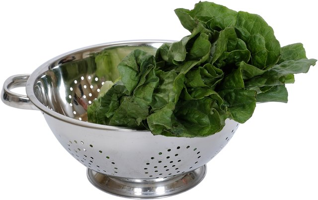 Limit spinach intake.