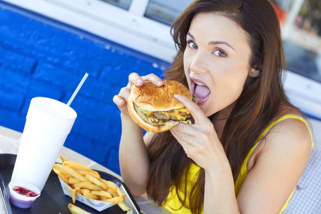Ex-lax does not prevent the absorption of fat from food.