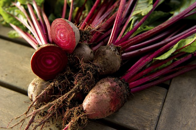 the vitamin C in foods like beets is essential when nursing