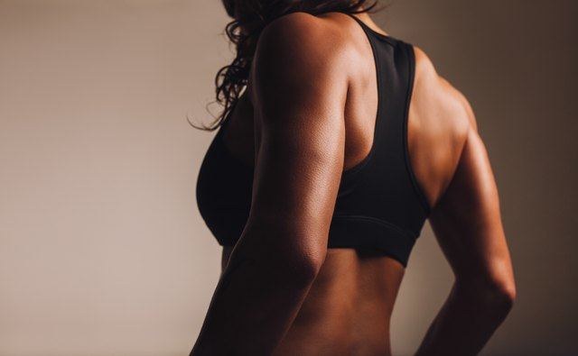 Changing your bench position might help out if you're focused on toning the back.