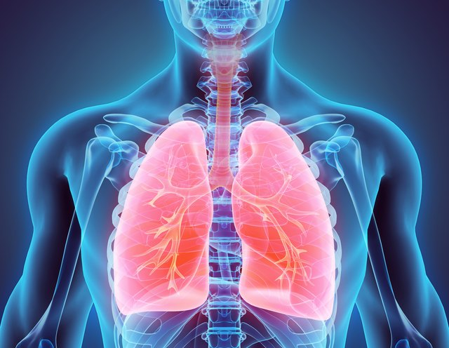 Scheuermann's disease can increase pressure on your lungs.