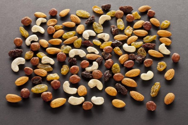 Can You Gain Weight Eating Nuts & Raisins?