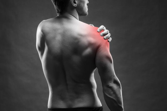 Rotator cuff injuries can happen slowly over time.