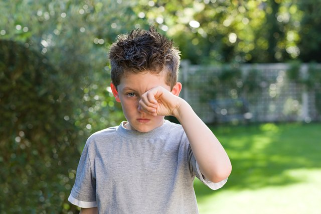Oral allergy syndrome is more prevalent among older children and adults.