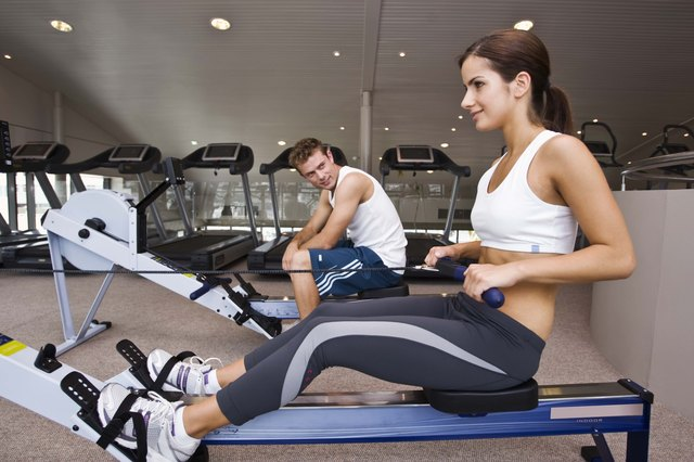 Rowing machines may be harder to find but are the best complete workout for the entire body.