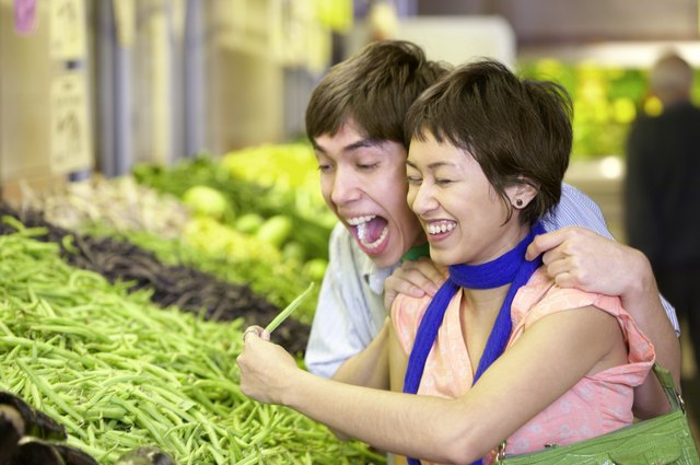Eating a nutritious, well-balanced diet keeps the brain functioning properly and can help stabilize mood swings.