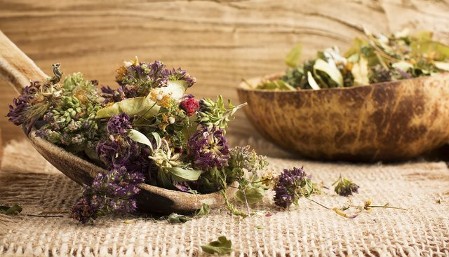 Herbs can help both the cortex and medulla.