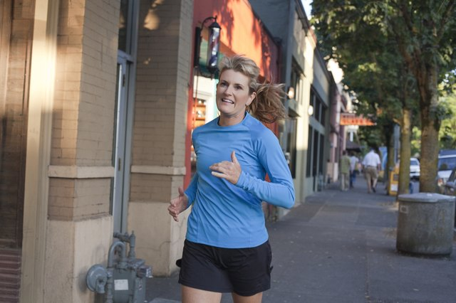 Running should be part of your exercise regimen, not all of it.