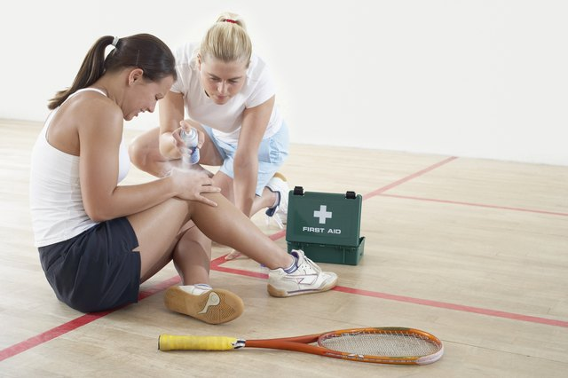 A trainer should be certified in first aid and should administer help to you if you are in distress or get injured from exercising.