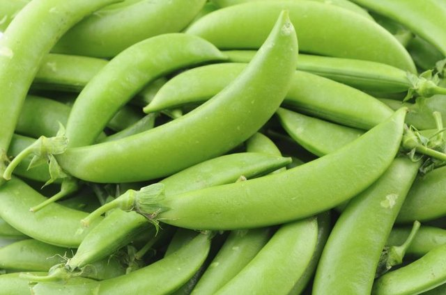 Nutrition of Snap Peas