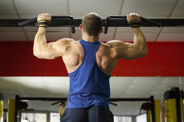 Kipping pull-ups allow you to perform more reps due to the momentum.