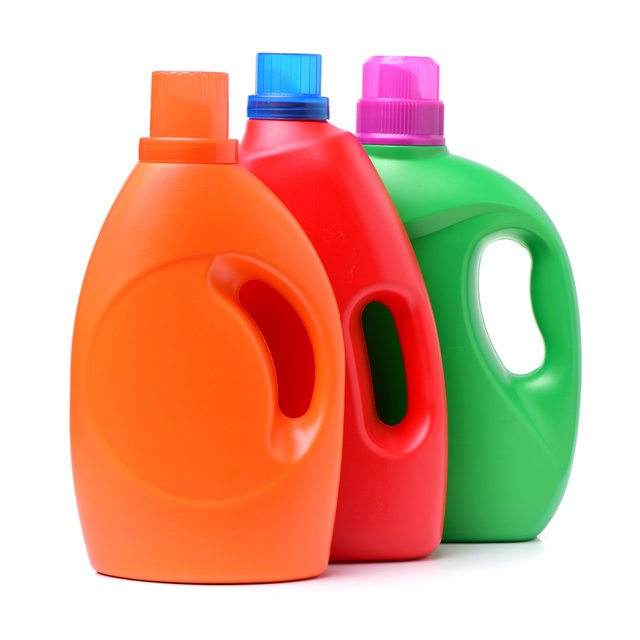 Use heavy jugs of cleaning solution if you don't have access to weights.