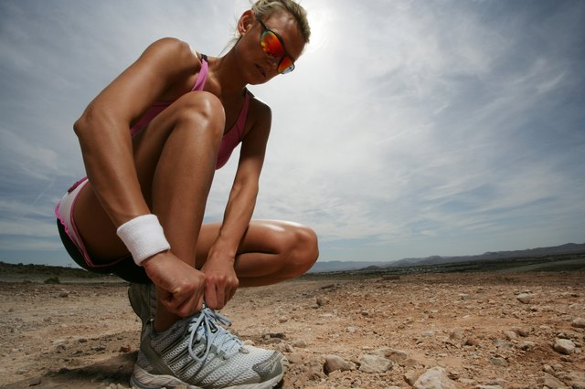 Once you're in control of breathing, you can lace up your running shoes with confidence.