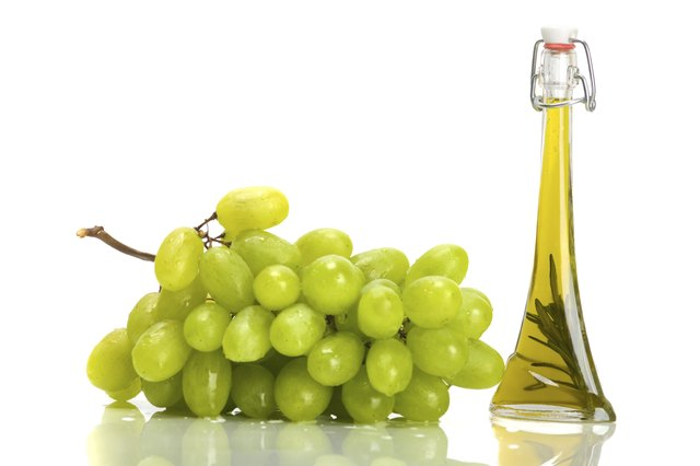 Grape seed oil is beneficial for people with sensitive skin.