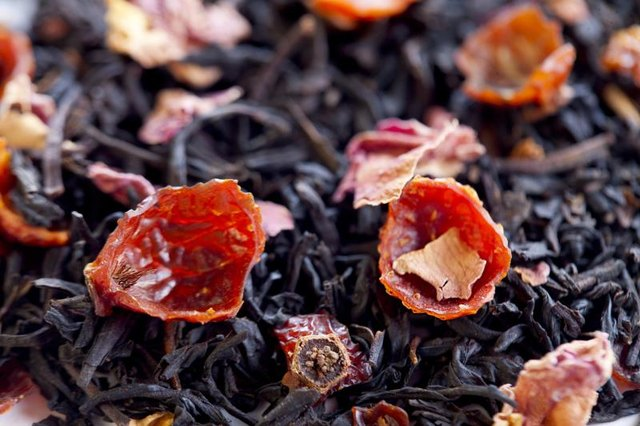 Organic Black Tea to Flush Out Toxins