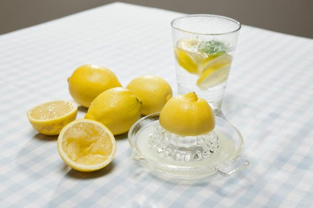 Health Benefits of Lemon Juice and Danger of Too Much