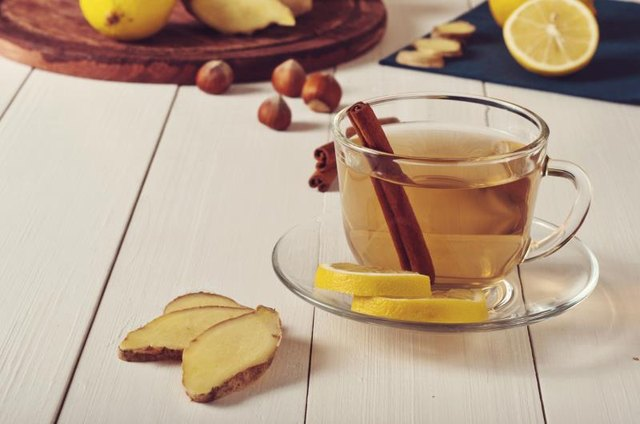 Ginger Tea for Kidneys