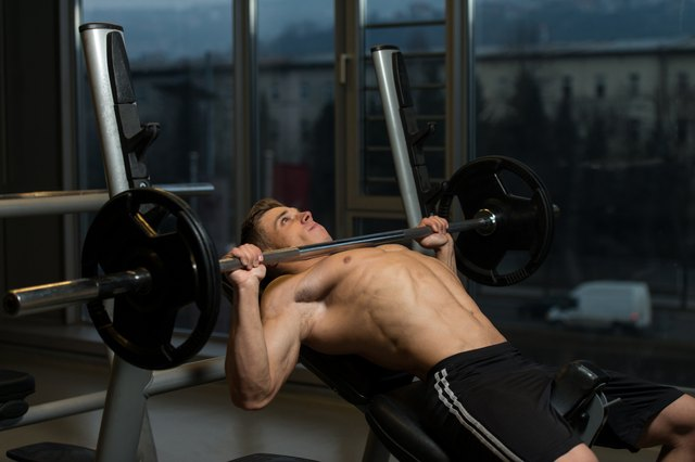 Push-ups help you build the power to get over getting stuck in the bench press.