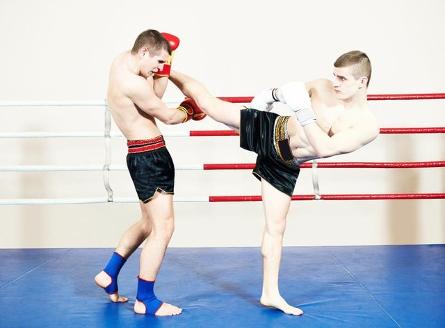 The Best Ankle Wrap Support for Muay Thai Kickboxing