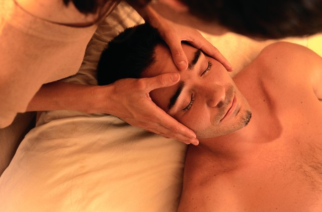 Get a facial massage to improve your blood and lymph circulation.