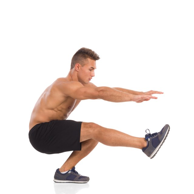 The single-leg squat is among the best exercises for stronger and more developed glutes.