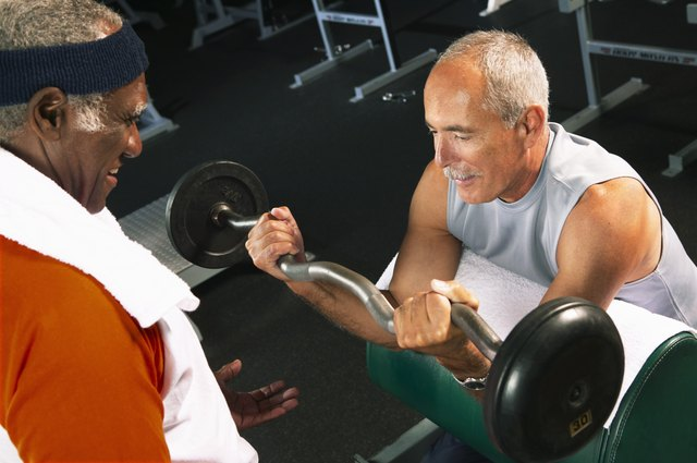 Create a good weight training program.