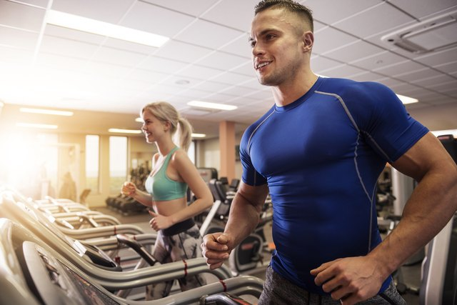 Cardio helps burn body fat all over, revealing your six-pack abs underneath.