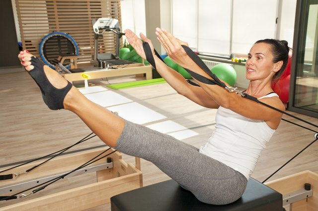 Gyrotonic vs. Pilates